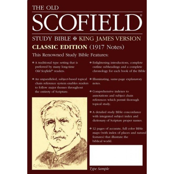 old-scofield-study-bible