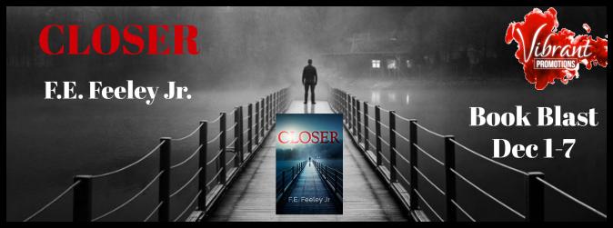Closer Book Blast Banner